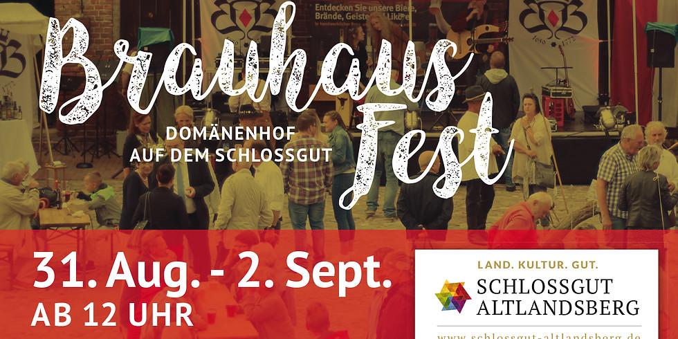 Brauhausfest (Brau- und Brennhaus)