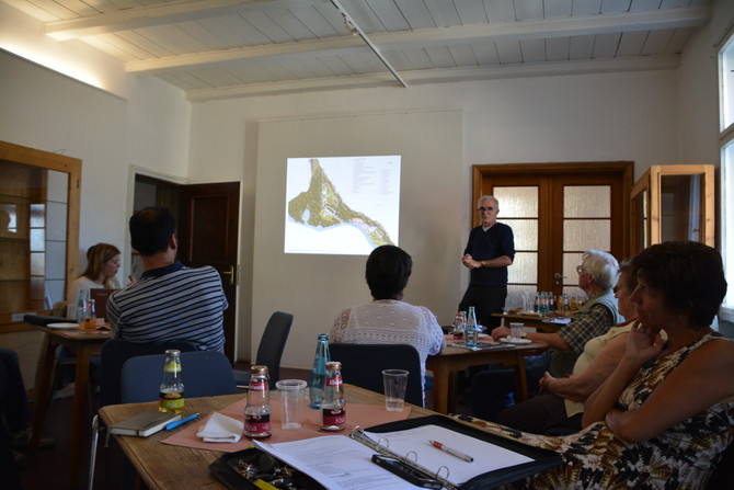 Workshop 2 - Aufwertung Colonie Hinterberge