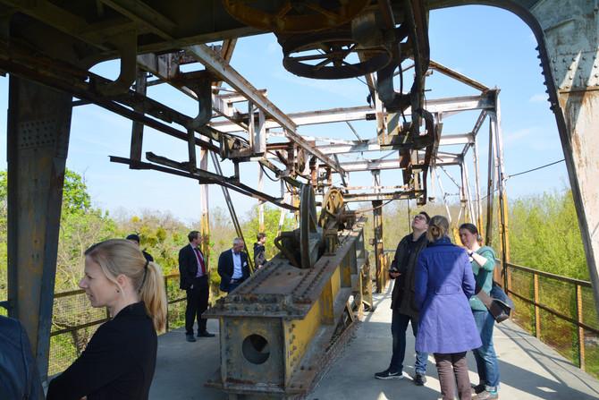 Industriedenkmale erhalten