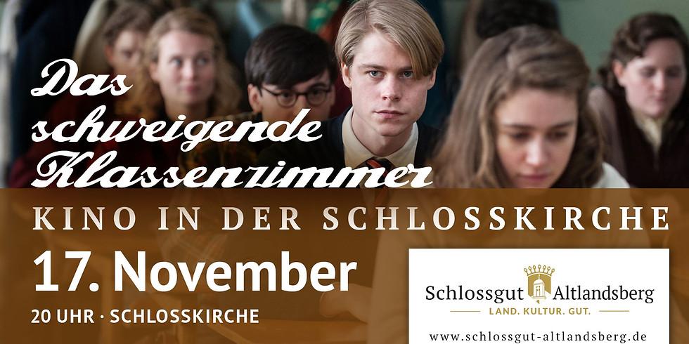 Kino in der Schlosskirche: Das schweigende Klassenzimmer