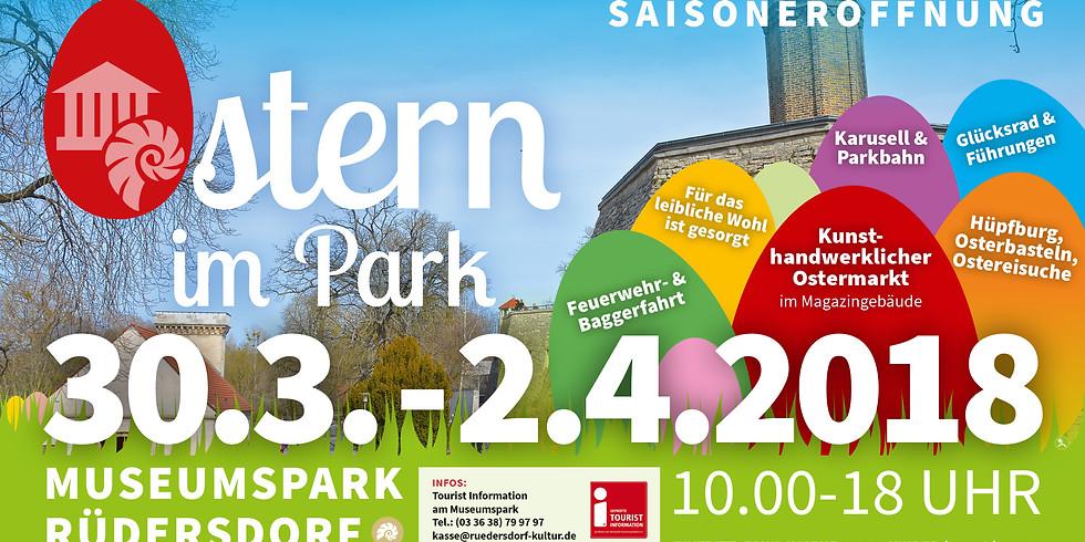 Saisoneröffnung & Ostern im Museumspark