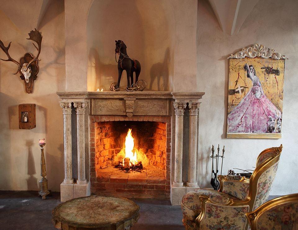 Rittersaal Schloss Neuenhagen