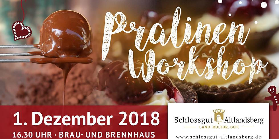 Schlossgut-Pralinen-Workshop
