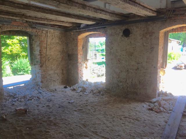 Neue Ausblicke, alte Kalksteine