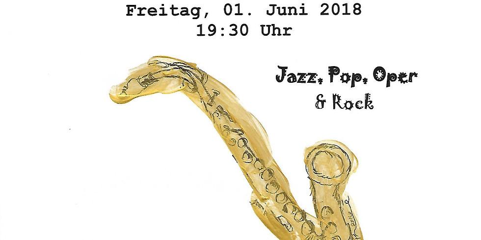 Amadea Leonore - Jazz, Pop, Oper & Rock - Finissage