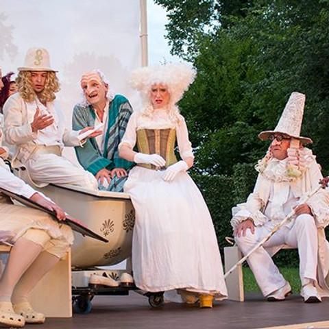 Theater im Domänenhof: Der eingebildete Kranke