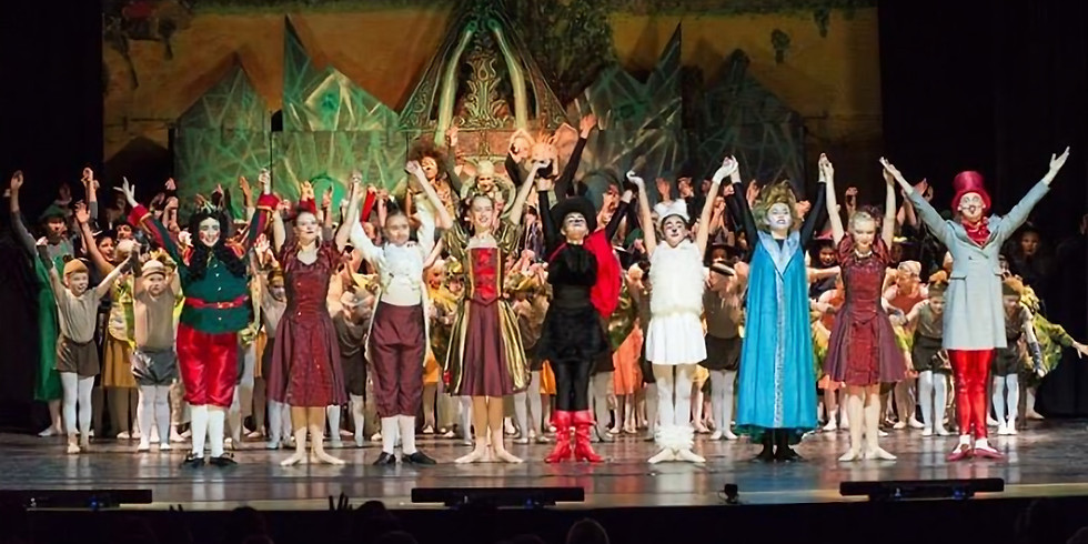 Ballettaufführung Der gestiefelte Kater
