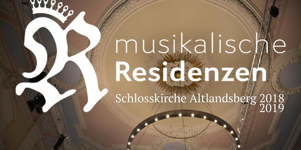 Musikalische Residenzen 2018/19: Vive la France