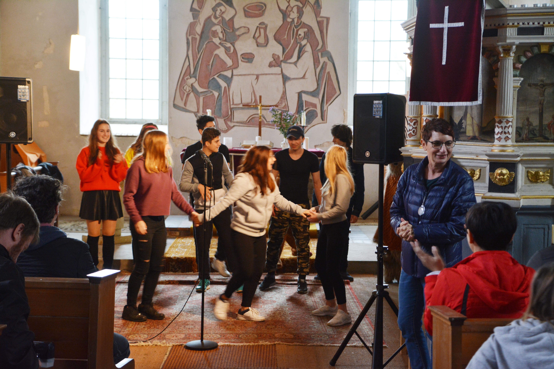 Jugendmusical im Oderbruch