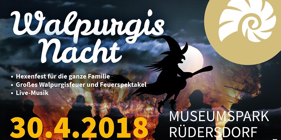 Walpurgisnacht im Museumspark