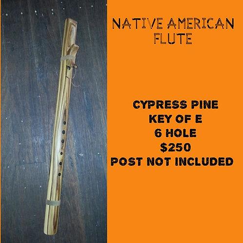 Native American Flute (E))