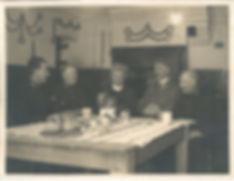 Breakfast at Central Lock Up c 1919.jpg