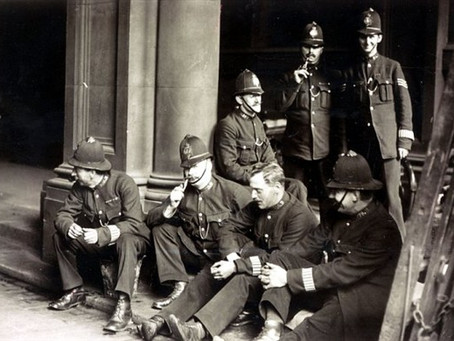 Appeal for information from relatives of 1919 Birmingham Police strikers