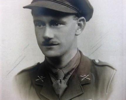 Countdown to armistice (10) Second Lieutenant Joseph Ison Cuffley M.C.