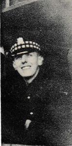 Douglas Blackford in military uniform