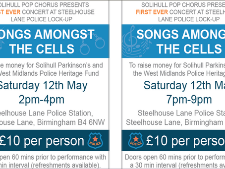 Songs amongst the cells!