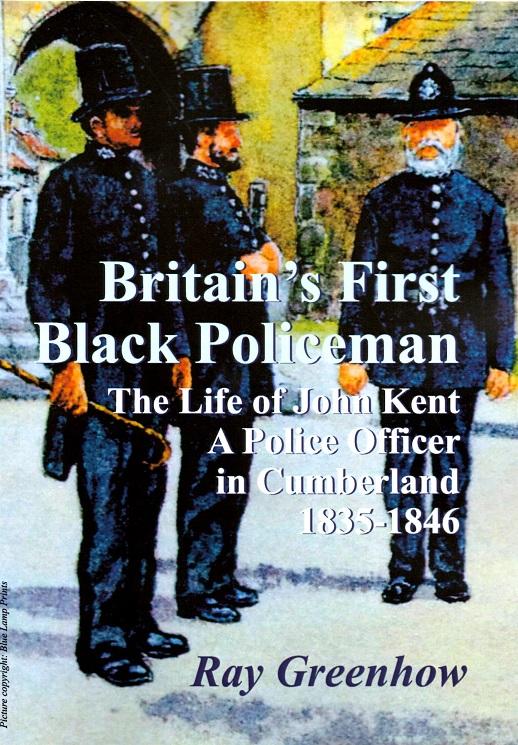 Britains first black officer
