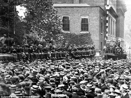 Police Strike events