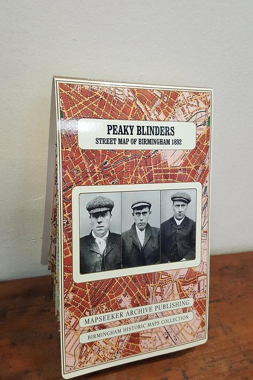 Peaky Blinders Street Map
