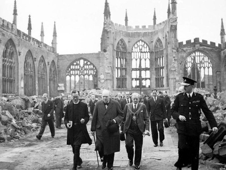 Coventry Blitz - Mutual Aid from Birmingham