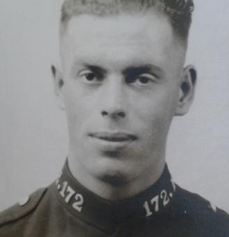#WMP Treasures - no.3 Sergeant Geoffrey Canning