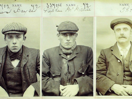 Peaky Blinders - Fact or Fiction? No.1 Stephen McNickle