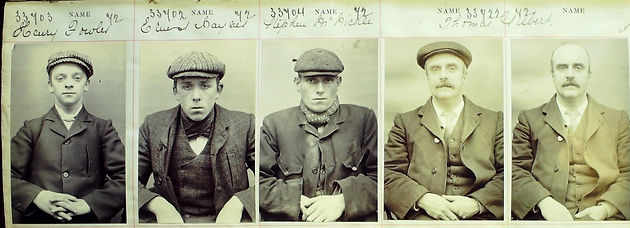 fe5656249 Peaky Blinders - Fact or Fiction? No.1 Stephen McNickle