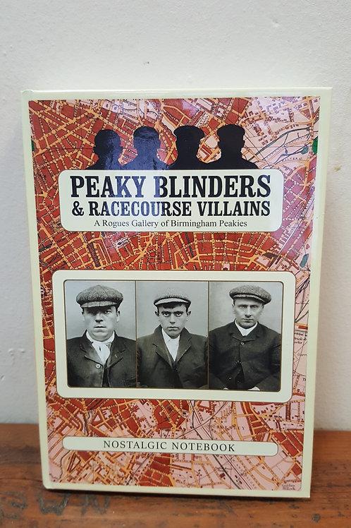 Peaky Blinders notebook