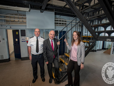 Lottery win for Lock-Up heralds bright future for police museum