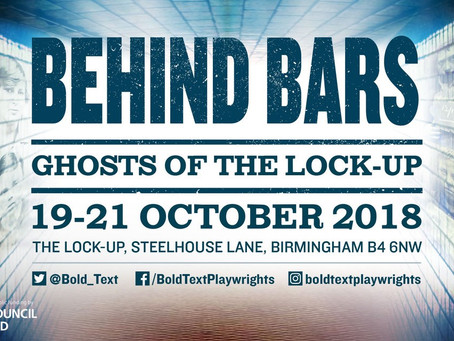 Behind Bars - Ghosts of the Lock-up