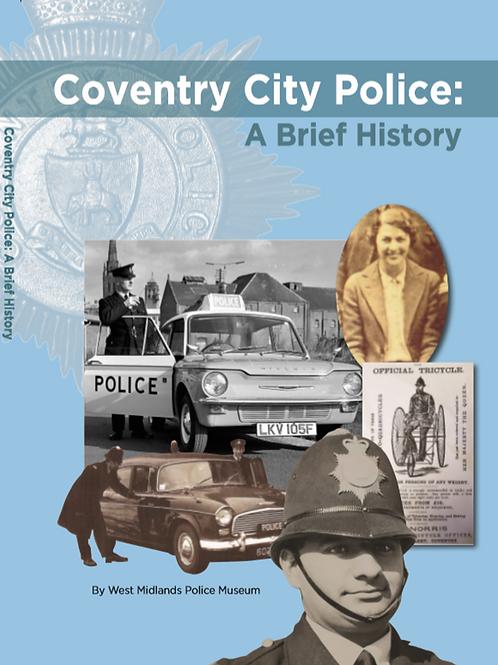 Coventry City Police: A Brief History