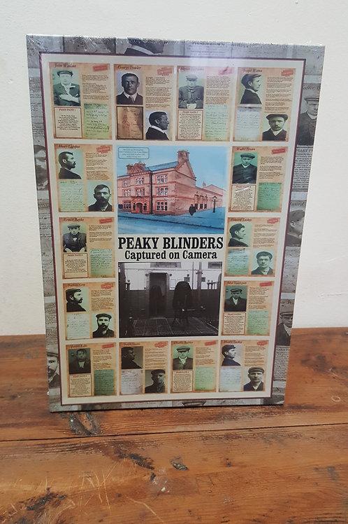 Peaky Blinders Jigsaw