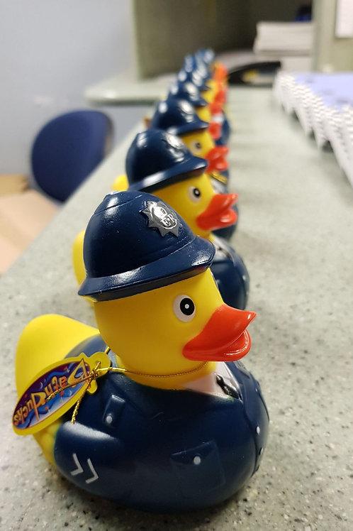 Police Constable Rubber Duck