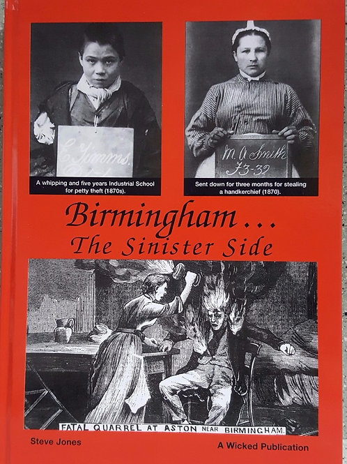 Birmingham... The Sinister Side