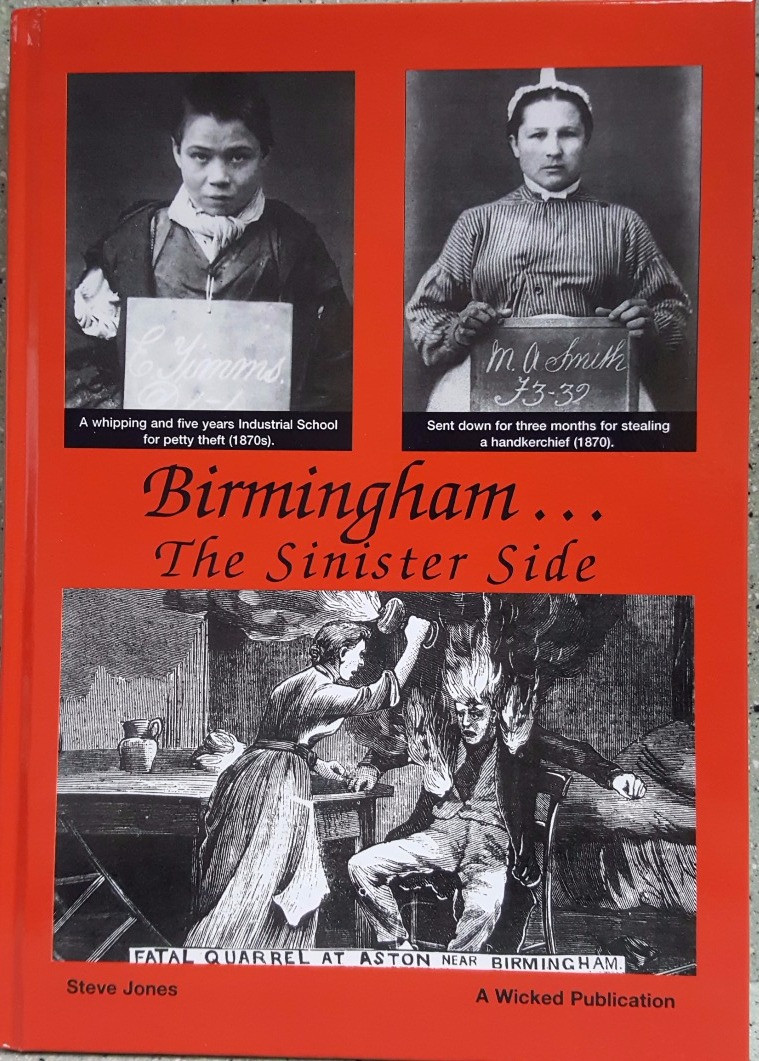 Birmingham: The Sinister Side