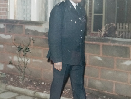 Herman Lokey: Birmingham's first black special constable