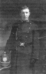 Countdown to armistice (9) - Corporal Thomas Fred Eccleston M.M.