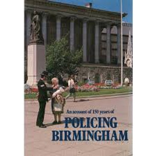 150 years of Policing Birmingham