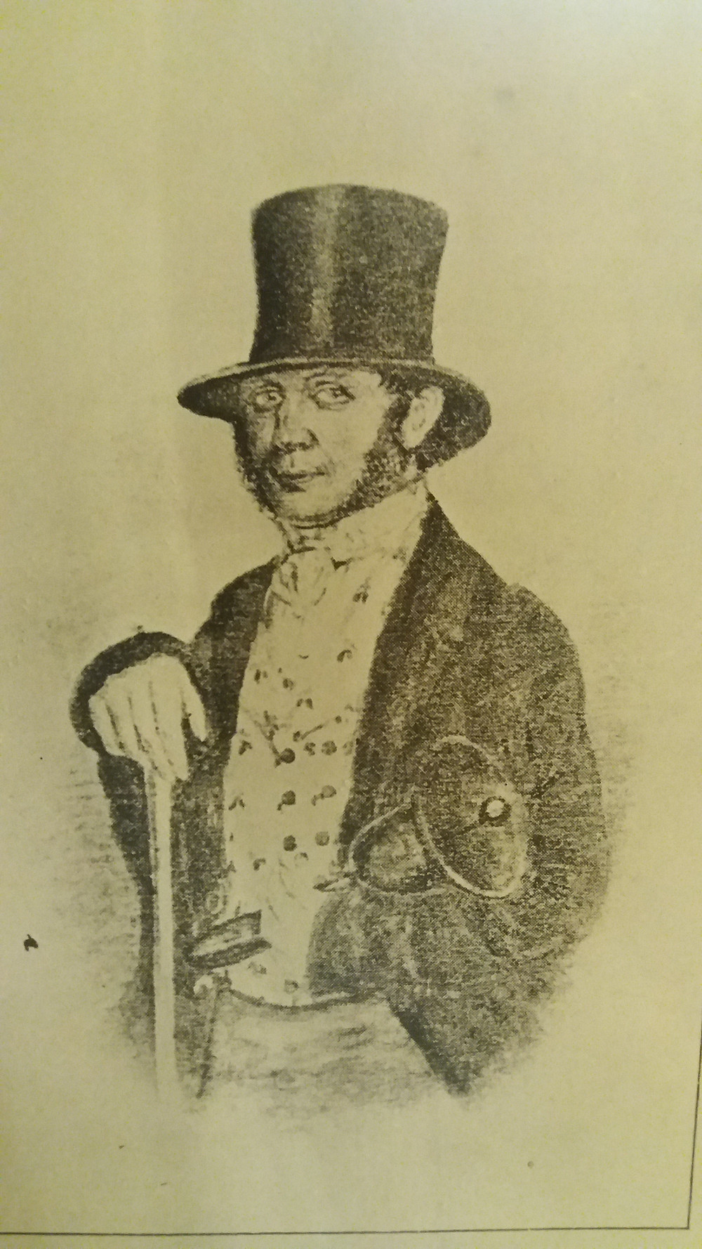 A typical 1800s Watchman