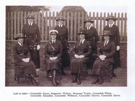 100 years since Walsall introduced Women Police