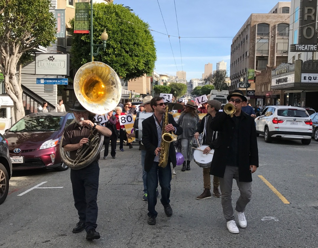 Age March Band
