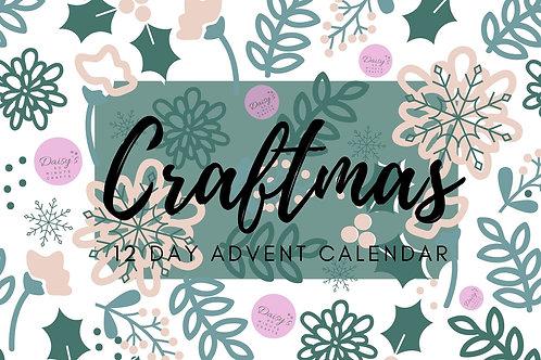 12 Day Advent Calendar