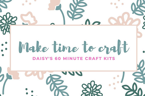 Craft Kit - Project of the Month
