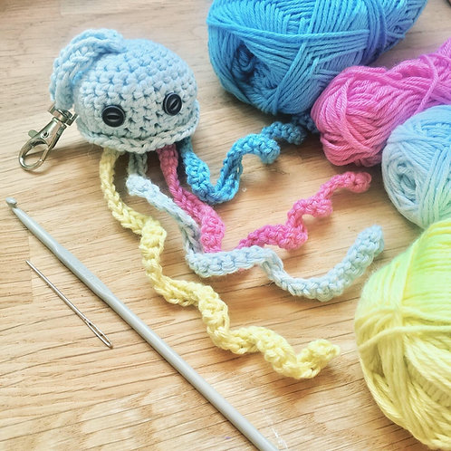 Beginner Crochet Craft Kit