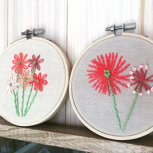 Embroidery Workshop for Beginners