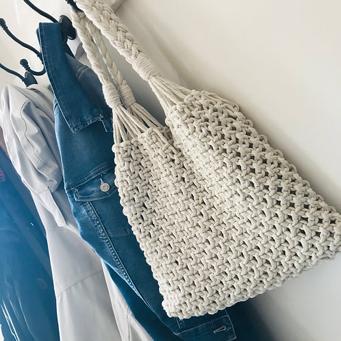 Macrame Tote Bag Kit