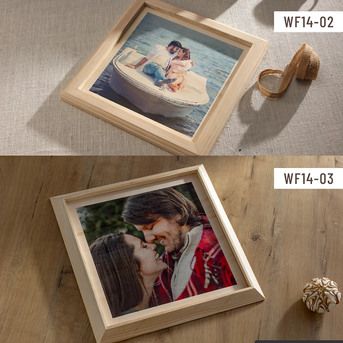 Wood Frame 14/14 Size