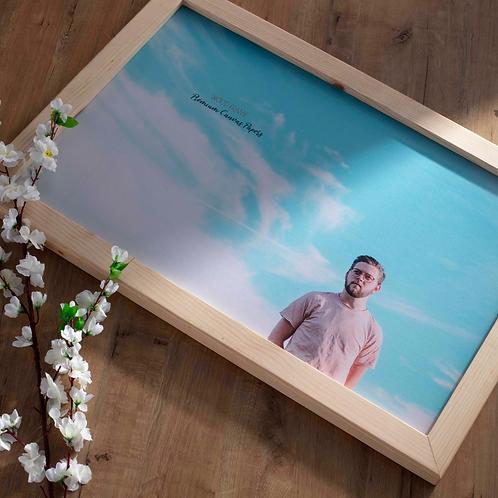 Wood Frame 20/30 Size