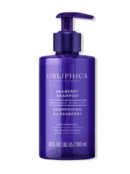 Purple Medium to Coarse Shampoo
