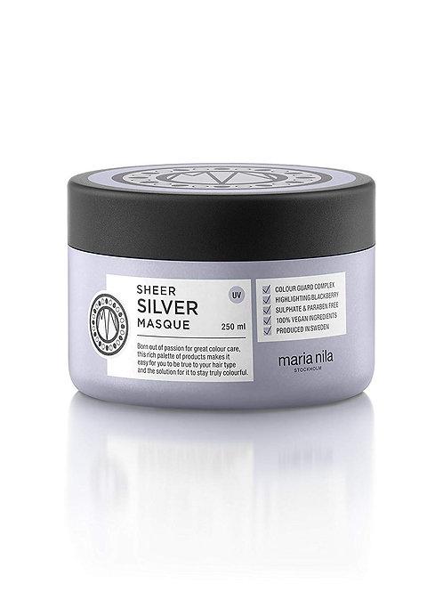 Sheer Silver Hair Masque